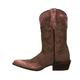 Lil' Durango Youth Western Overlay Boot, , small