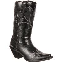 "Crush by Durango 11"" Women's Peek-A-Boot Western, , medium"