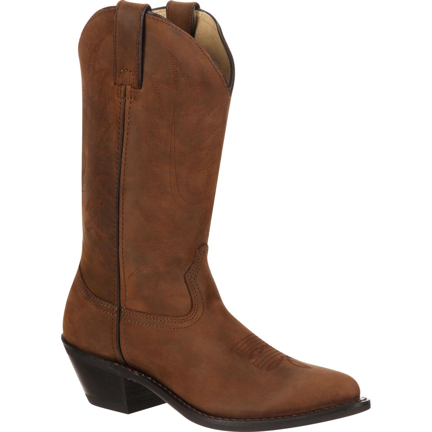 Durango Women S 11 Quot Classic Pull On Western Boots Style