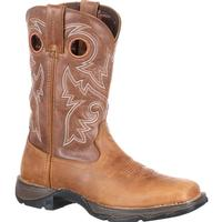 Lady Rebel by Durango Women's Waterproof Pull-On Western Boot, , medium