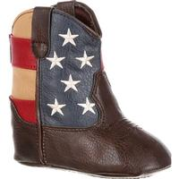 Durango Baby Western Flag Boot, , medium