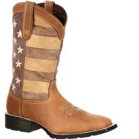 Durango Mustang Faded Glory Western Boot, , medium