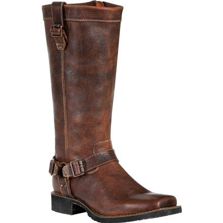 Durango City Women's Savannah Harness Boot, , large