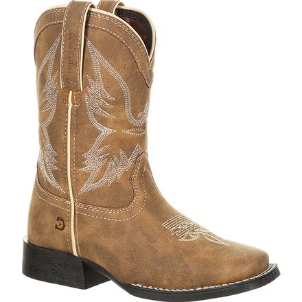 Lil' Durango Mustang Big Kid's Western Boot, , large