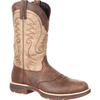 Rebel By Durango Waterproof Western Saddle Boot, , medium