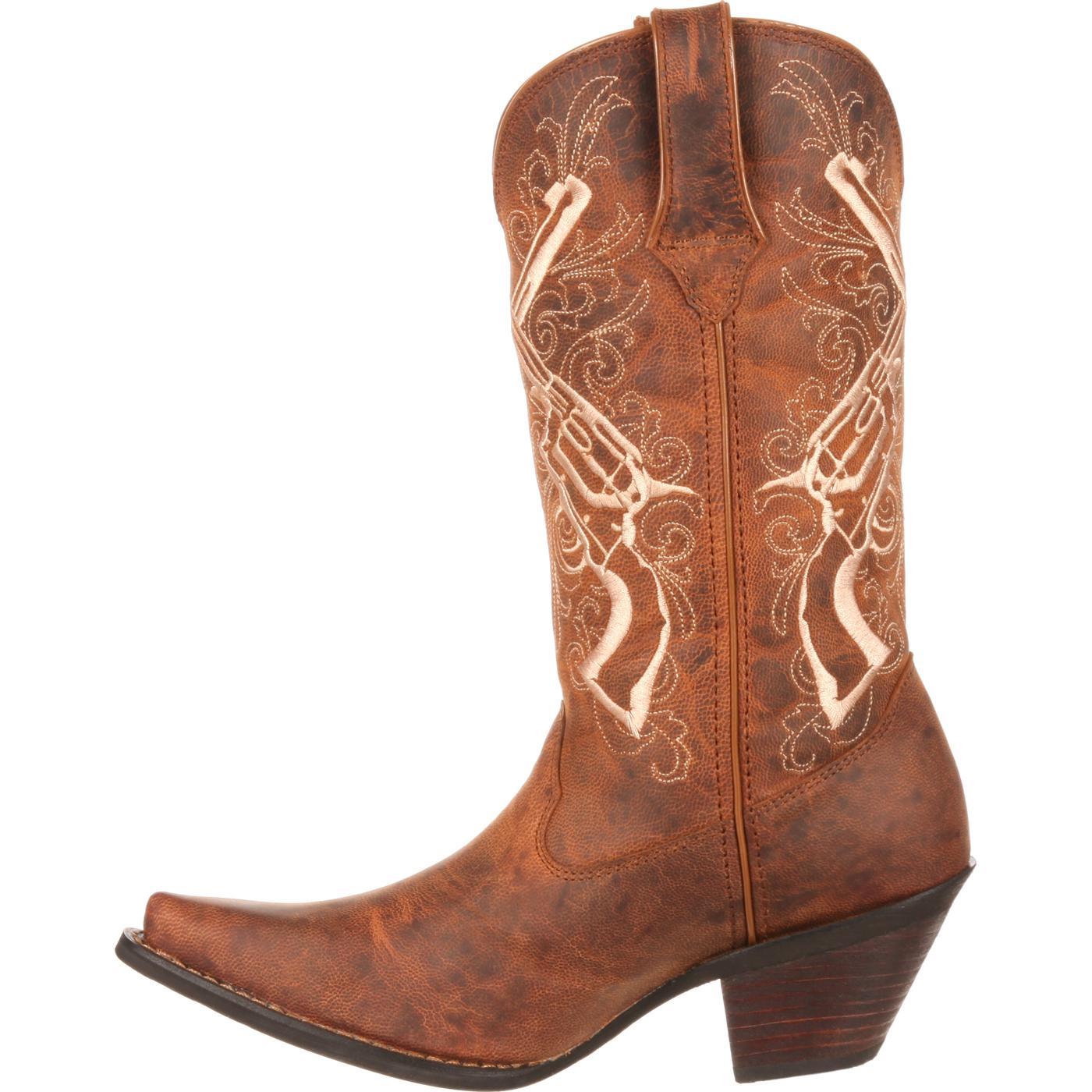 Crush by Durango Boot: Women's Crossed Guns Western Boot