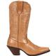 Crush by Durango Women's Tan Western Boot, , small
