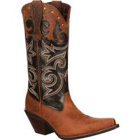 Crush by Durango Women's Underlay Western Boot, , medium