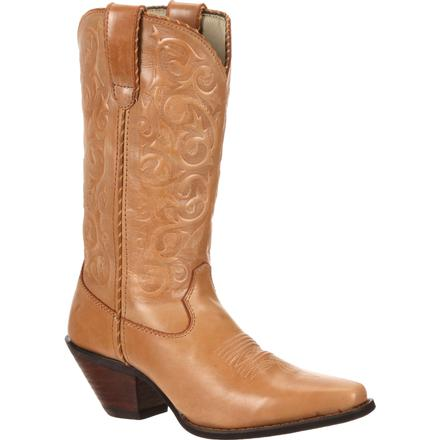 Crush by Durango Women's Tan Western Boot, , large