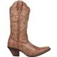 Crush by Durango Women's Scall-Upped Western Boot, , small