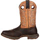 Rebel by Durango Steel Toe Waterproof Western Boot, , small