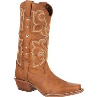 Crush by Durango Women's Cross Strap Western Boot, , medium