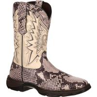 Lady Rebel by Durango Women's Snake Oil Western, , medium