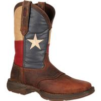 Durango Patriotic Pull-On Western Boot, , medium