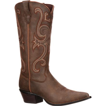 Crush by Durango Women's Brown Jealousy Western, , large