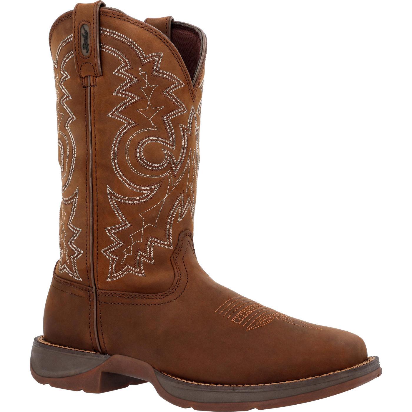 Rebel By Durango Men S Steel Toe Western Work Boots Db4343