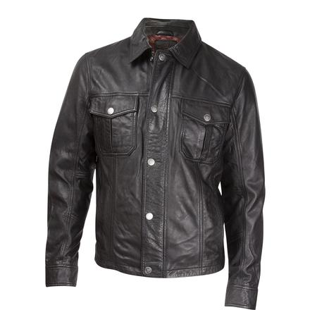 Durango Leather Company Men's Cow Puncher Jacket, , large