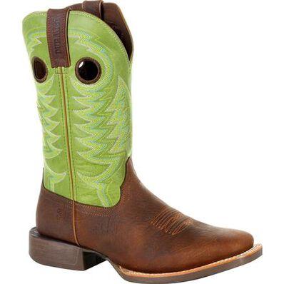 Durango® Rebel Pro™ Lime Western Boot, , large