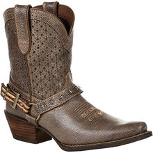 Crush™ by Durango® Women's Bronzed Brown Western Boot