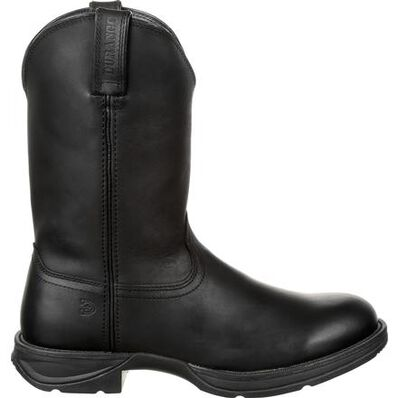 Rebel™ by Durango® Black Round Toe Western Boot, , large