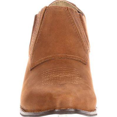Crush By Durango Womens Brown Western Shoe Boot, , large