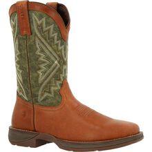 Rebel™ by Durango® Dark Brown Western Boot