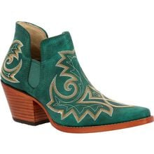 Crush™ by Durango® Women's Turquoise Western Fashion Bootie