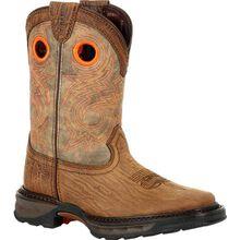 Lil' Durango® Maverick XP™ Little Kid's Bay Brown Western Boot