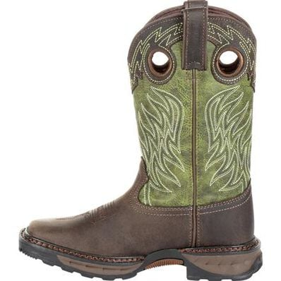 Lil' Durango® Maverick XP™ Little Kids Western Work Boot, , large