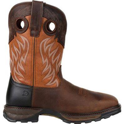 Durango Maverick XP Steel Toe Waterproof Western Work Boot