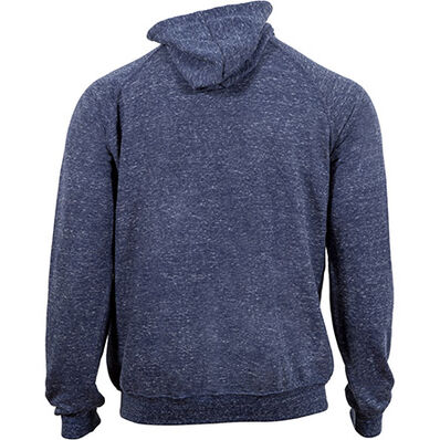 Durango® Unisex Heathered Blue Hooded Sweatshirt, , large