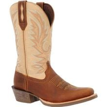 Durango® Rebel Pro™ Golden Brown & Bone Western Boot