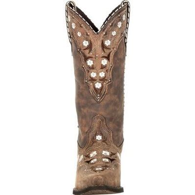 Crush™ by Durango® Women's Floral Western Boot, , large