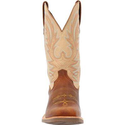 Durango® Rebel Pro™ Golden Brown & Bone Western Boot, , large