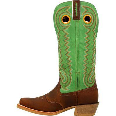 Durango® Rebel Pro™ Golden Brown Buckaroo Western Saddle Boot, , large