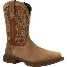 Lady Rebel Work™ by Durango® Composite Toe Western Work Boot