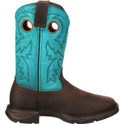 Lady Rebel™ by Durango® Women's Steel Toe Western Boot, , large