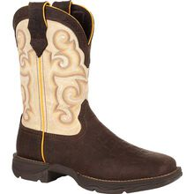 Lady Rebel™ by Durango® Gator Emboss Western Boot