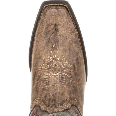Crush™ by Durango® Women's Shortie Western Boot, , large