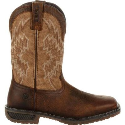 Durango® WorkHorse™ Steel Toe Western Work Boot, , large