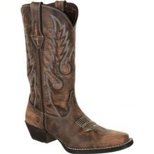 Durango® Dream Catcher™ Women's Distressed Brown Western Boot
