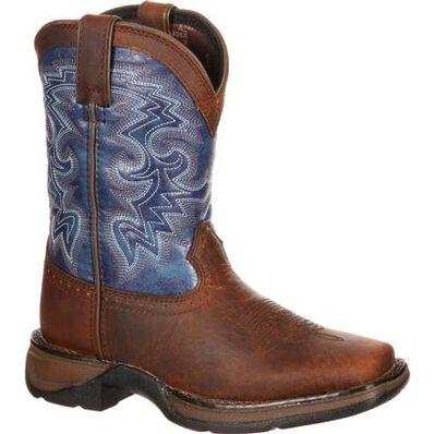 LIL' DURANGO® Big Kid Western Boot, , large