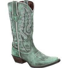Durango® Dream Catcher™ Women's Teal Western Boot