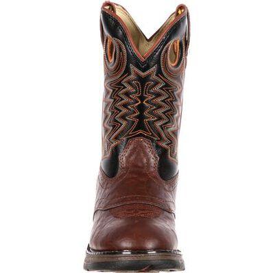 LIL' DURANGO® Little Kid Saddle Western Boot, , large