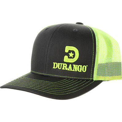 Durango® Richardson Ball Cap, Bright Lime, large