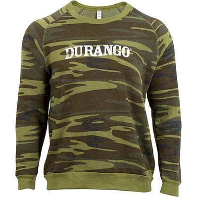 Durango® Unisex Camo Sweatshirt, , large