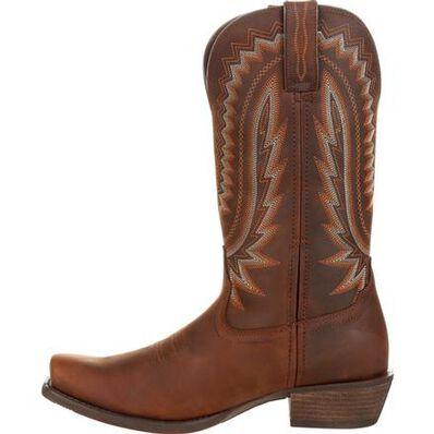 Durango® Rebel Frontier™ Cinnamon Western Boot, , large