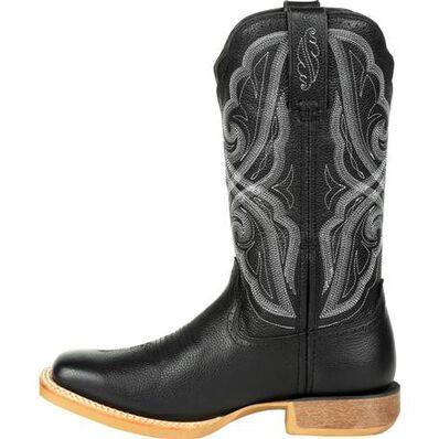 Durango® Lady Rebel Pro™ Women's Black Western Boot, , large