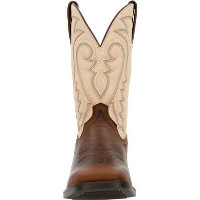 Durango® Westward™ Chocolate Western Boot, , large