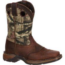 LIL' DURANGO® Little Kid Camo Saddle Western Boot